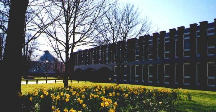 University of Sussex Campus, Arts building.