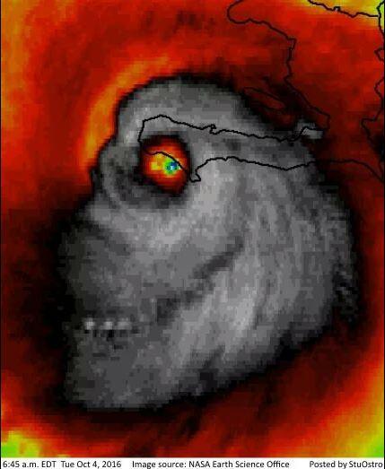hurricane-matthew-skull