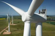 Snowtown Wind Farm - Image: Trustpower