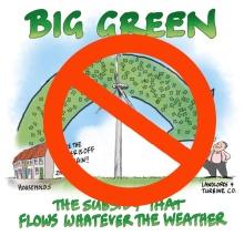 Big Green Cash Cancelled