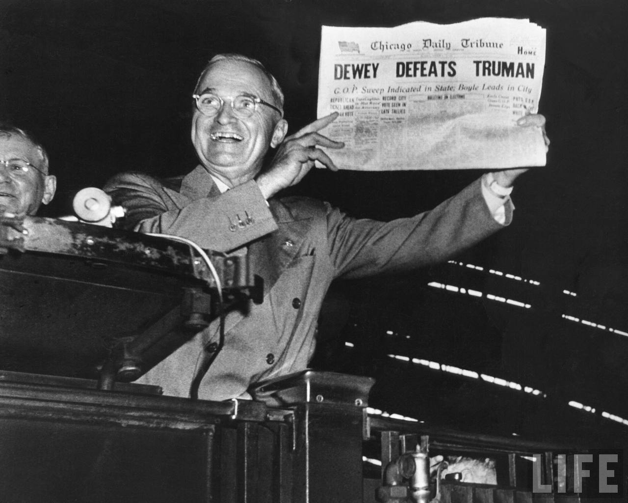 Deja Vu All Over Again Revisited Once >> Hump Day Hilarity Dewey Defeats Truman Deja Vu Watts Up With That