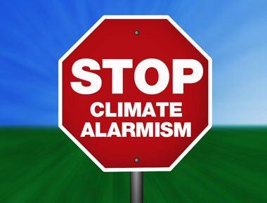 Renounce Climate Alarmism