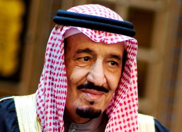 King Salman bin Abdulaziz Al Saud inherited power in 2015