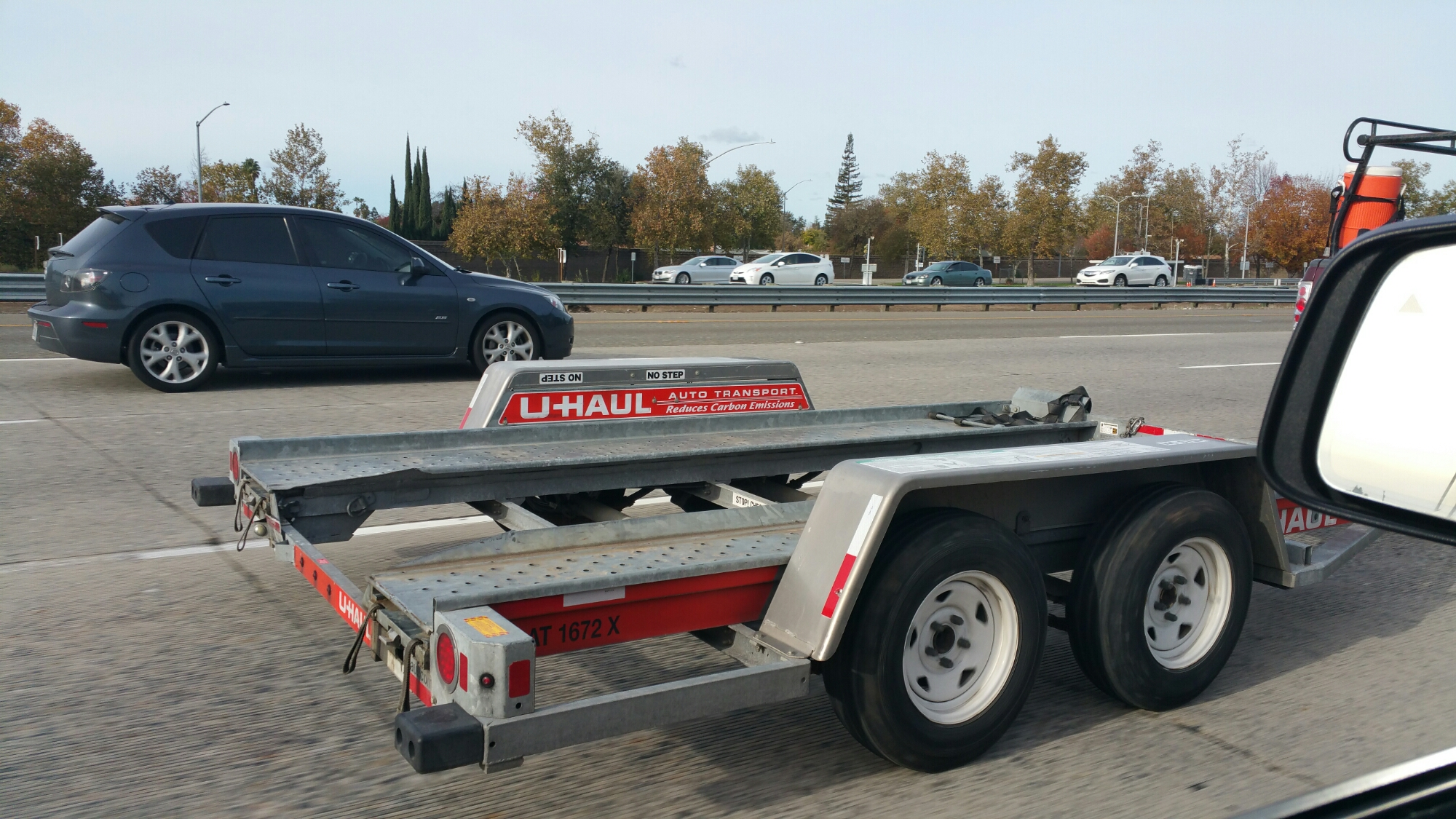 How To Attach Trailer To Rental Car