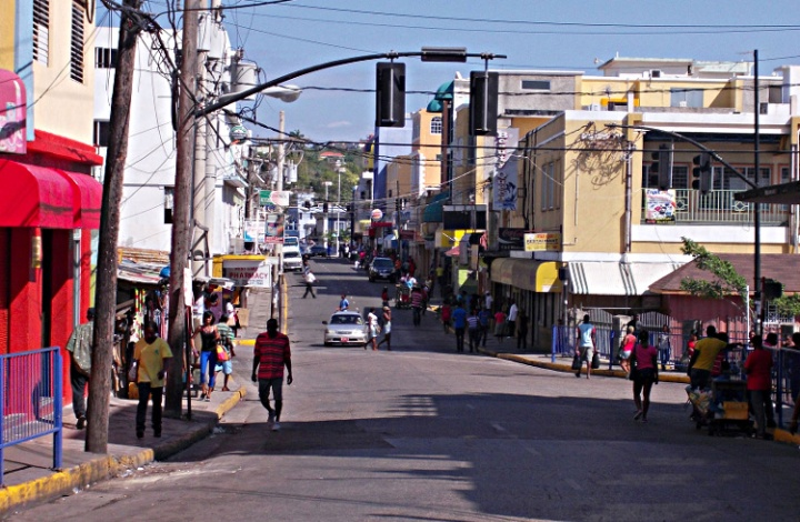 Montigo Bay, Jamaica.