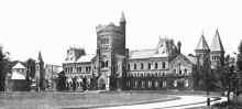 Main building of the University of Toronto, 1906