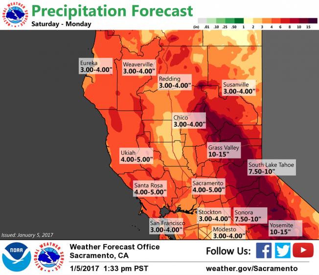 ca-rainfall