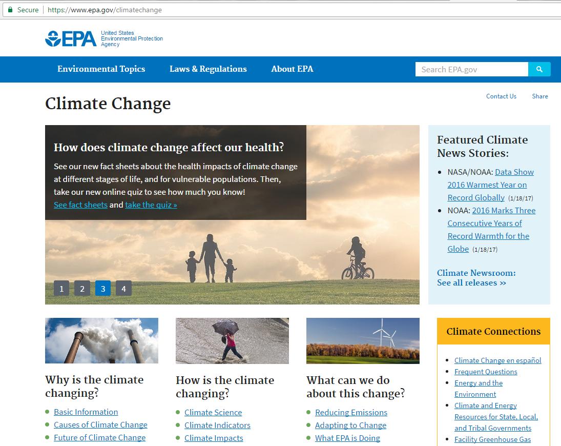 epa-climate-page