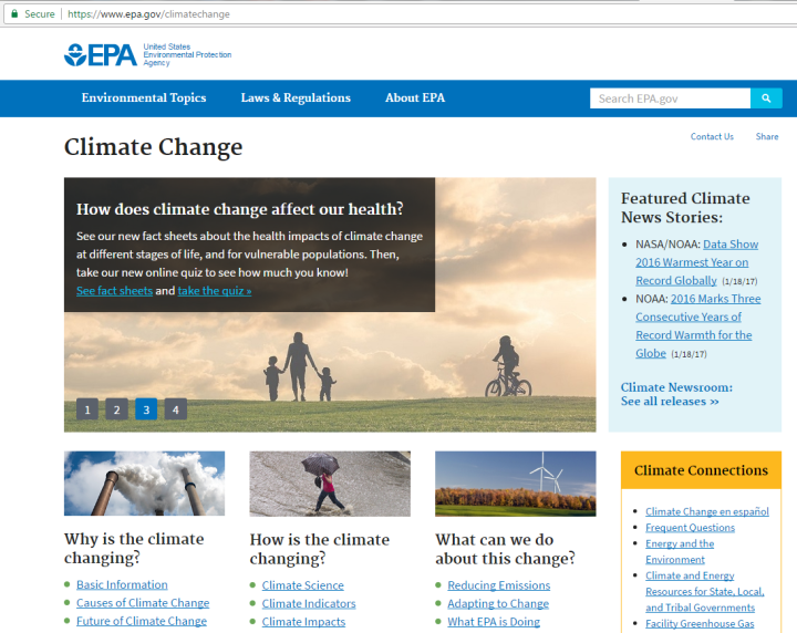 epa-climate-page