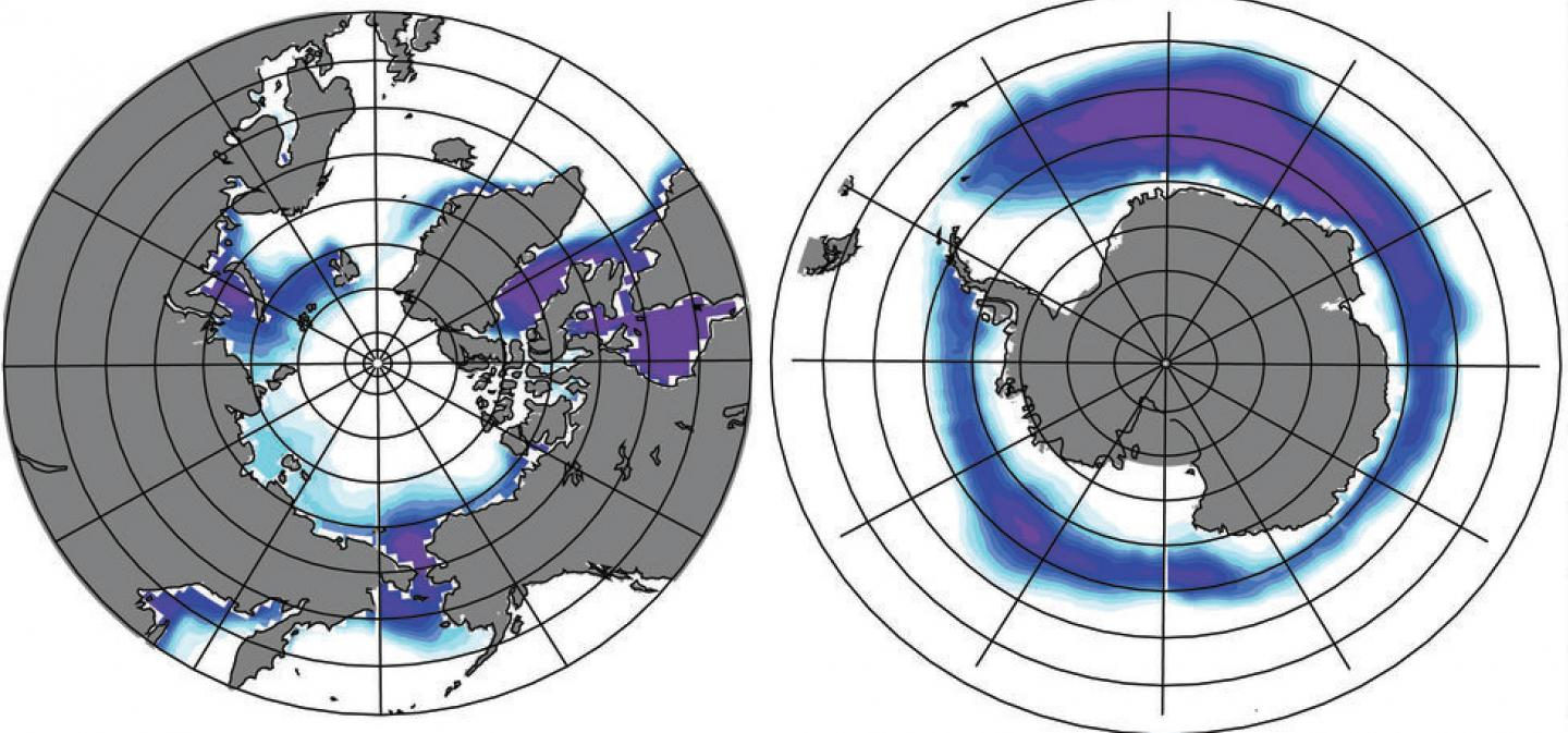 100,000 year ice age cycle linked to orbital periods and sea ice