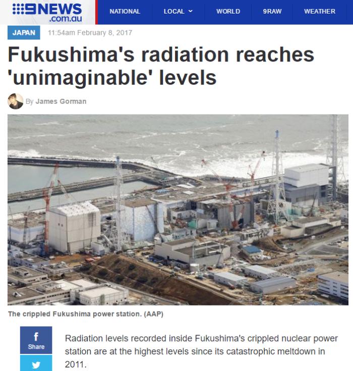 Fake News: Fukushima Edition | Watts Up With That?
