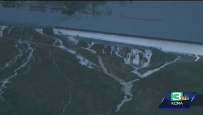 Oroville dam spillway expected to collapse | Watts Up With That?