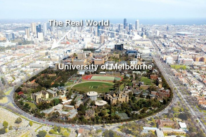 unimelbourne-vs-realworld