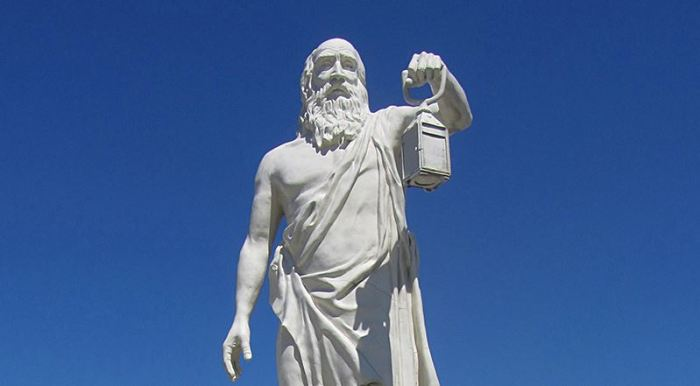 Diogenes searching for honest energy policies | Watts Up