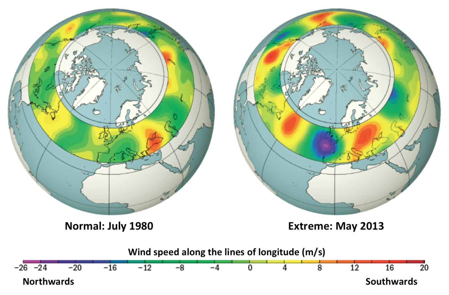 Another Manntastic claim: Extreme weather events linked to climate change impact on the jet stream