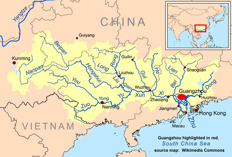 Guangzhou rising canton sinking watts up with that almost virtually every river in south china ends at guangzhou gumiabroncs Images
