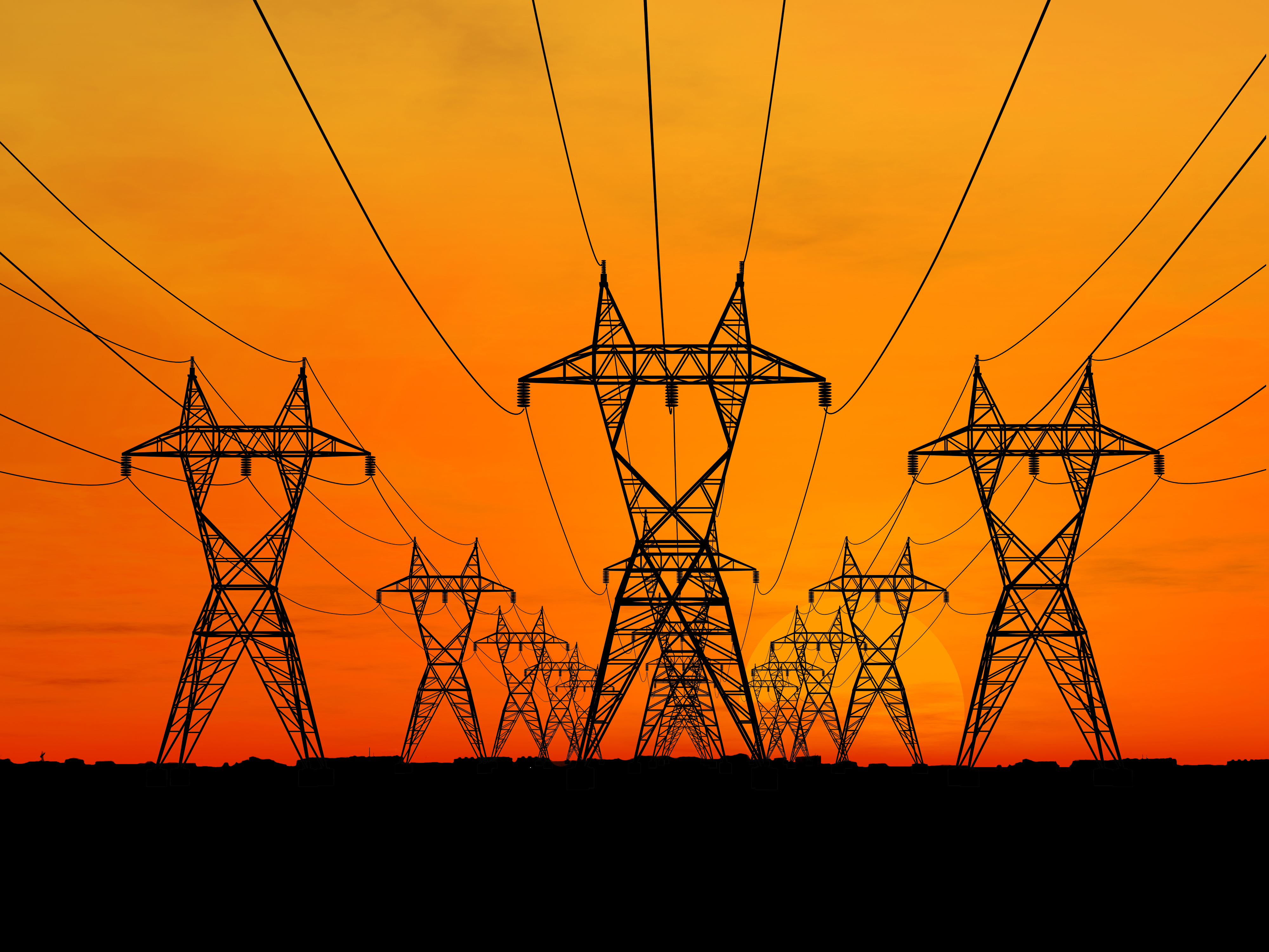 Claim Installing Solar Will Combat National Security Risks In The Simple Electric Generator Diagram Angliacampus Transformers How Power Grid