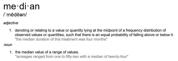 median_definition