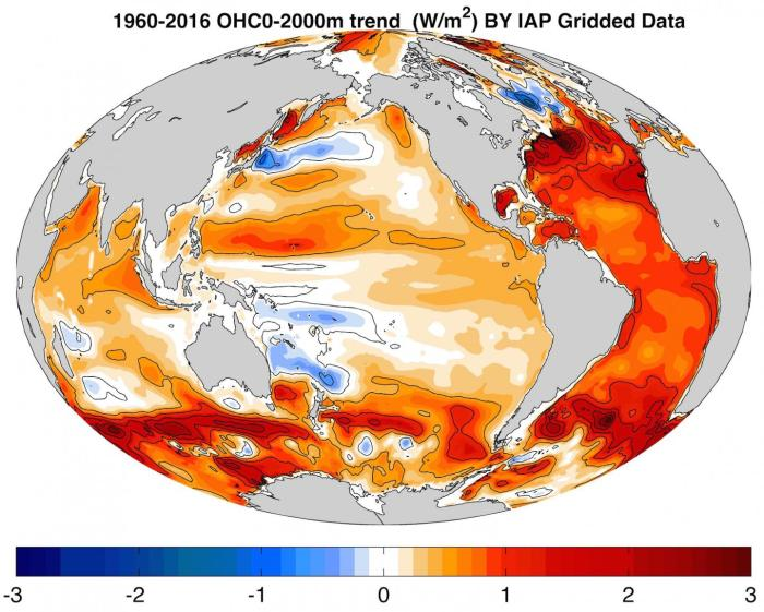 Claim: Oceans are warming rapidly, study says | Watts Up