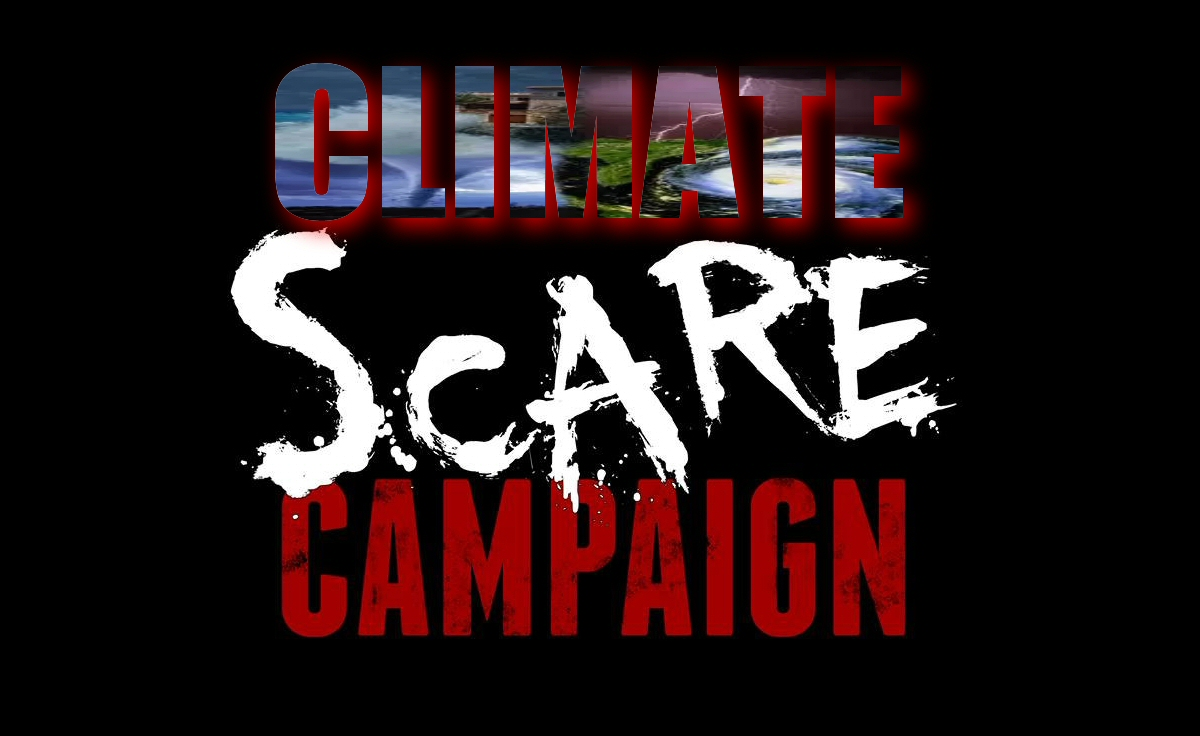Stopping the 'National Climate Scare'
