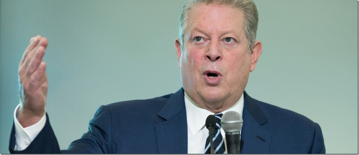 Al Gore Warns Global Warming Could 'Increase The Flows Of Refugees' From Africa