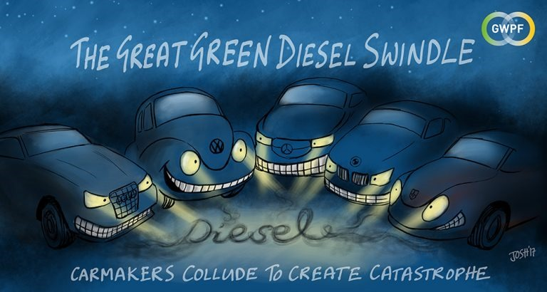 The Great Green Diesel Swindle | Watts Up With That?
