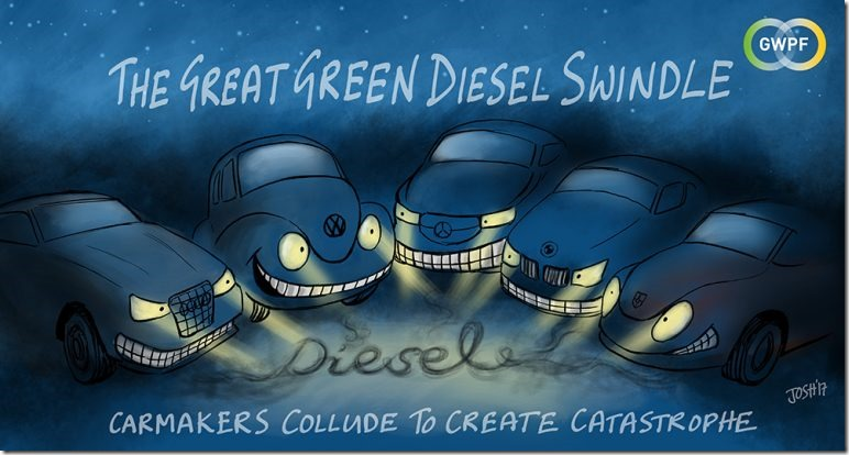 The Great Green Diesel Swindle