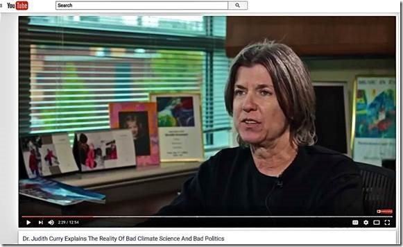 Image result for Dr. Judith Curry Explains The Reality Of Bad Climate Science And Bad Politics