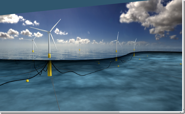 Offshore Wind Turbine Project – Statoil's Hywind Scotland–A