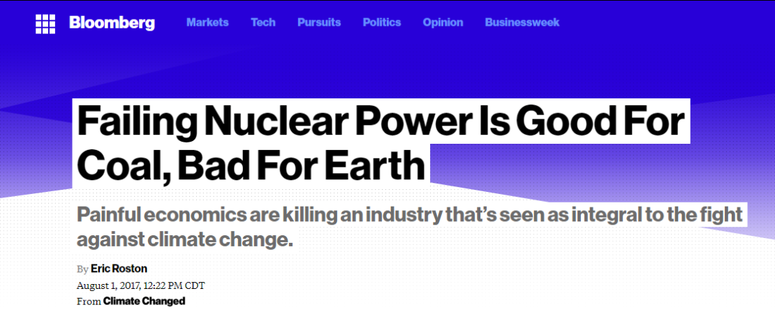 Failing Nuclear