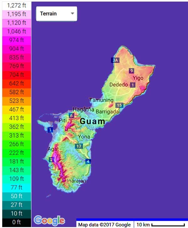 topo_map_Guam2