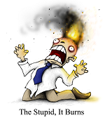 """From the """"The Stupid, It Burns"""" Department: """"Science denial not limited to political right"""""""