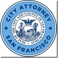 CITY ATTORNEY OF SAN FRANCISCO LOGO
