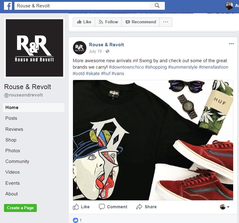rouse-revolt-facebook-page