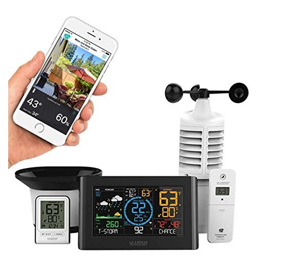 Thinking of buying a weather station for Christmas? Read this first