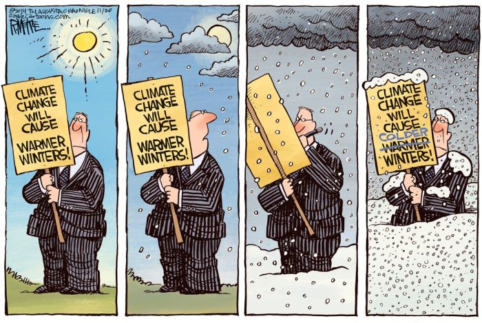 Friday Funny The Certainty Of Global Warming And Warmer Er