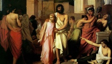 Oepidus and Antigone - The Plague of Thebes