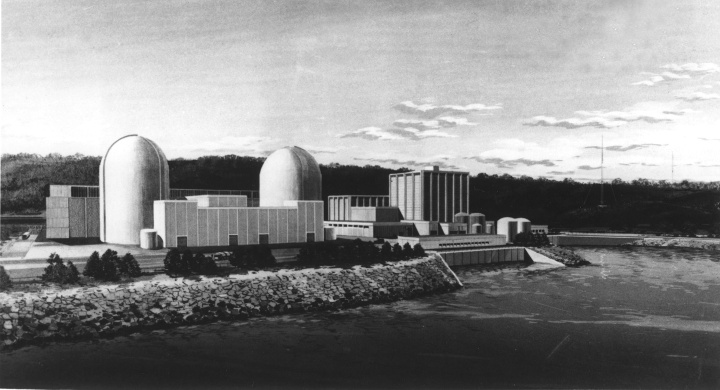 c87264d00b1563 Architecht s rendering shows proposed Pilgrim Nuclear Generating Units 2 and  3 to be built adjacent to