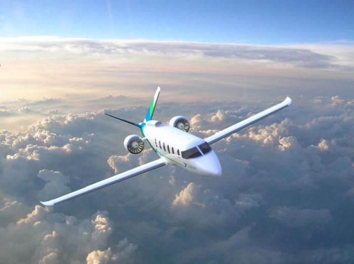 Boeing to produce an 'electric commuter plane' – fossil