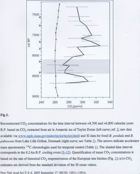 What do the Ice Core Bubbles Really Tell Us? | Watts Up With