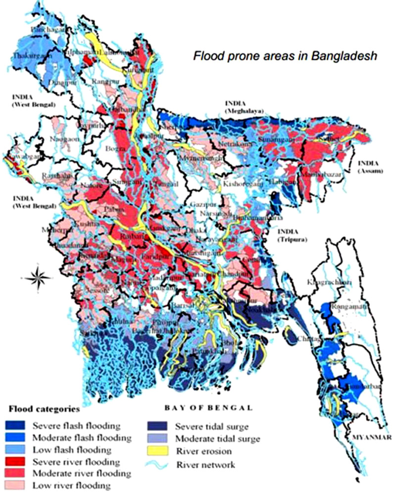 Flood-prone-areas-in-Bangla