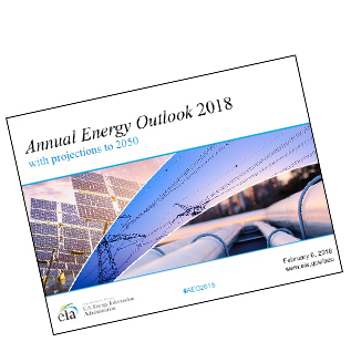 U S  EIA Annual Energy Outlook 2018 Now Available… And it