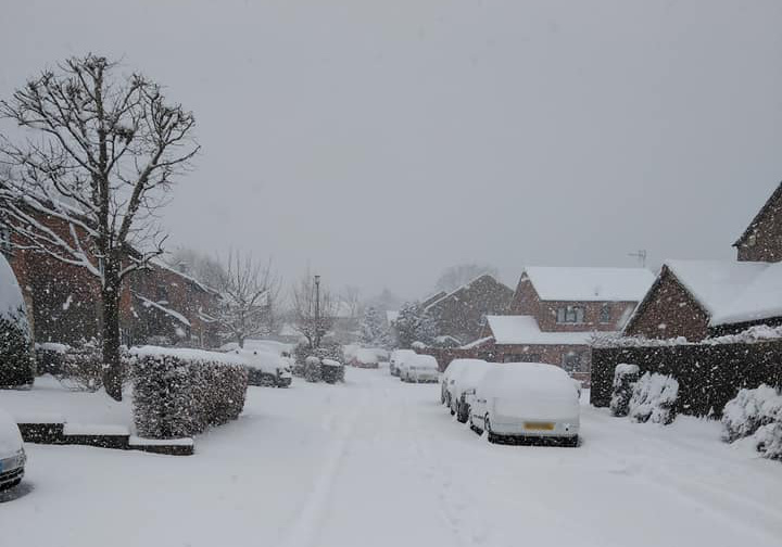 Finally Winter Wimps Out >> British Snow Chaos Running Out Of Gas Watts Up With That