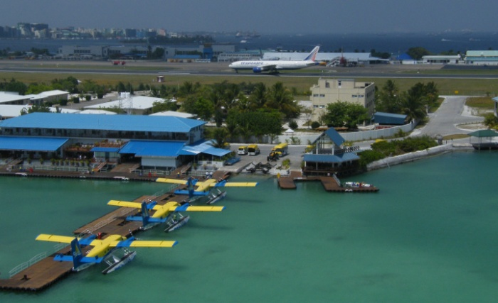 Maldives Male Airport