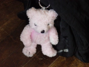 Small bear doll