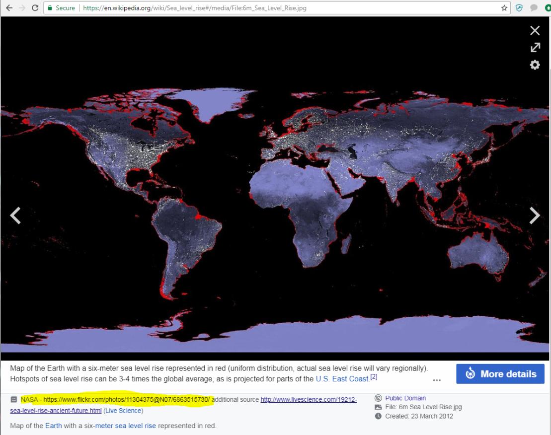 wikipedia-ref-nasa-6meters-sea-level-rise