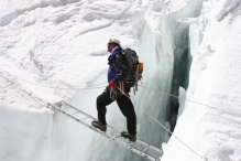 Pem Doree, Icefall, Mount Everest